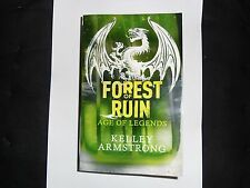 KELLEY ARMSTRONG – Forest of Ruin, Age of Legends trilogy #3