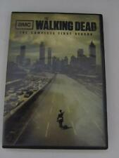 The Walking Dead: The Complete First Season (DVD, 2011, 2-Disc Set) VERY GOOD