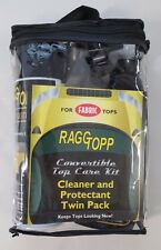 Raggtopp Fabric/Canvas Protectant Cleaner Kit For Convertible Tops With UV Block
