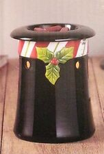 NEW Christmas Top Hat Electric Wax Warmer