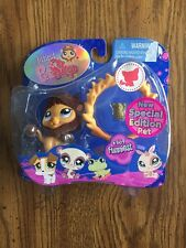 Littlest Pet Shop Special Edition Pet LION #809 Funniest, Portable Pets NIB