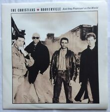 "The Christians - Hooverville-  Island Records 12"" Single 12 IS 326"