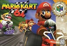 ***MARIO KART 64 N64 NINTENDO 64 GAME COSMETIC WEAR~~~