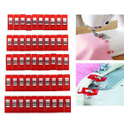 New Lot 50pcs Red Wonder Clips for Quilting Craft Sewing Crochet Binding Holder