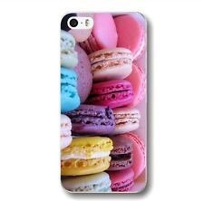 Ultra Thin Large Macaroon Printed iPhone 6 Cover Case Pink Ooh La La