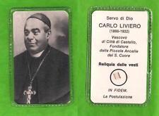 Reliquia Santino Reliquiario – Beato Carlo Liviero