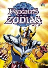Saint Seiya: Knight of The Zodiac Vol 5 (R4 DVD) Like New