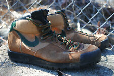 1970's Nike Hiking Boot, Brown, Men's Size 6.5, Made in USA