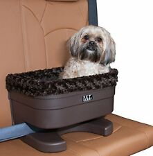 "Pet Gear PG1117CS Bucket Seat Booster for Small Pets  17""  Chocolate Swirl NEW"