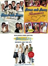 Home And Away Secrets and the City + The Romances + The Weddings New DVD Reg  2