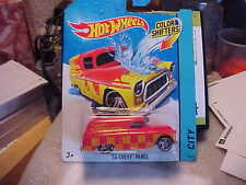 Hot Wheels Color Shifters '55 Chevy Panel