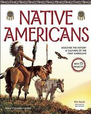 Native Americans: DISCOVER THE HISTORY & CULTURES OF THE FIRST AMERICA-ExLibrary