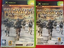 FULL SPECTRUM WARRIOR XBOX FULL SPECTRUM WARRIOR XBOX XBOX 360