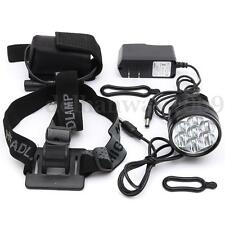 20000Lm 7x LED XM-L2 T6  Front Head Lights Lamp Bicycle Bike Cycling Headlamp