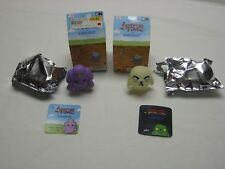 "Kidrobot Adventure Time 3"" NEW, opened to identify Jake & Lumpy space princess"
