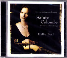 Hille PERL: SAINTE COLOMBE Retrouve & Change CD Lee Santana Andrew Lawrence-King