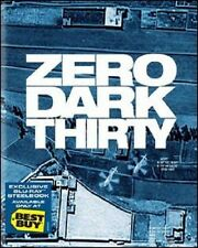 Super Rare Best Buy Exclusive Steelbook Zero Dark Thirty Blu-ray DVD