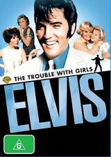 Elvis  - The Trouble With Girls [ DVD ] Region 4, FREE Next Day Post...8180