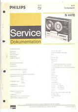 Philips Service Manual para n 4416