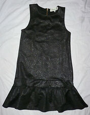 Robe Dress UNCUT fleur flower rock punk goth lolita sexy retro pop M