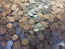 20 king Edward Pennies coins From 1902-1910/ bulk lot larger lots listed