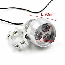 15W Motorcycle Car Truck Off-road LED CREE Spot Fog Lamp Blub Work Light
