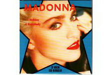 Madonna, Holiday, NEW/MINT Limited edition UK 3 inch CD single