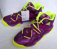 new Adidas Top Ten 2000 CHI NYC LA Lakers G59159 Basketball Shoes Men's 11.5 NBA