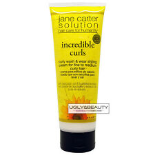 Jane Carter Solution Incredible Curls 8 Fl. Oz. / 237 mL Styling Cream for Curls