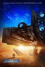 VALERIAN AND THE CITY OF A THOUSAND PLANET MANIFESTO LUC BESSON HAWKE DELEVINGNE
