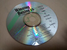 CD & Winning Business : How to Use Financial Analysis and Benchmarks to Outscore