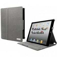 Cygnett Armour Extra-Protective Case for iPad 2, 3 & 4 w/Flex-View Stand (Gray)