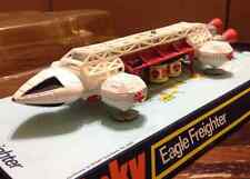 Vintage Dinky Toy Meccano Eagle Freighter Space 1999 #360 - RARE free Base**