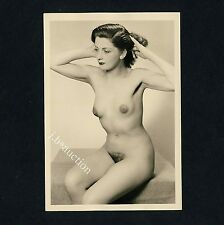 #223 RÖSSLER AKTFOTO / NUDE WOMAN STUDY * Vintage 1950s Studio Photo - no PC !