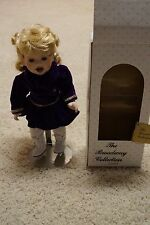 The Broadway Collection #63005 Ice Skater Porcelain Doll