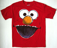 Men's SESAME STREET ELMO T shirt size medium M