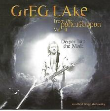 Greg Lake from the underground Vol II deeper into the miniera Emerson Lake & Palmer