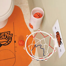 New Best Offer Buy Novelty Toilet Bathroom Basketball Slam Dunk Game Toy Set