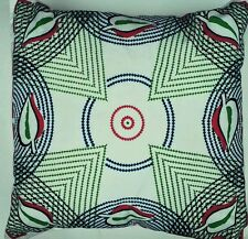 Cushion Covers  = Vintage Textile Designs Digitally Printed on 100% Woven Cotton