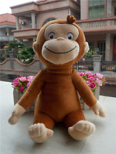 """New SK Japan CURIOUS GEORGE Monkey Plush Toy 13"""""""