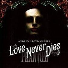 DAS PHANTOM DER OPER 2 - LOVE NEVER DIES CD MUSICAL NEW