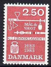 Denmark MNH 1983 300th Anniversary of Weights and Measures Ordinance
