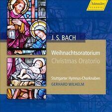 NEW - Christmas Oratorio by BACH,J.S.