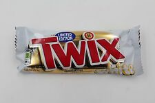 Twix White - Caramel & White Chocolate 45.9g Limited Edition Free UK Delivery