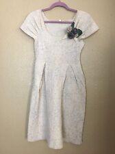 Women's Moth Anthropologie Florist's Arrangement Wool Blend Sweater Dress