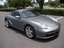 Porsche: Cayman S
