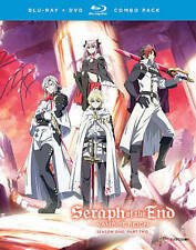 Seraph of the End Vampire Reign - Ssn 1 - Pt 2 Blu Ray Brand New Ships Worldwide