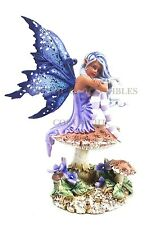 Amy Brown Gothic Manga Violet Imagining Love Tribal Fairy Sculpture Figurine