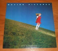 Moving Pictures Days of Innocence Poster Flat Square Vintage Promo 12x12