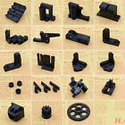 1 set Printed Parts Kit For RepRap Prusa i3 Rework PLA 3D printer DIY Black